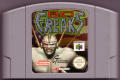 Bio FREAKS Nintendo 64 Media