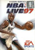 NBA Live 97 Genesis Front Cover