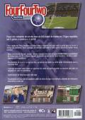 FourFourTwo Touchline Passion Windows Back Cover