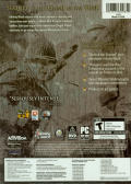 Call of Duty 2 (Collector's Edition) Windows Back Cover