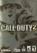 Call of Duty 2 (Collector's Edition) Windows Other Keep Case - Front