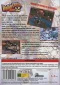 RollerCoaster Tycoon 2: Wacky Worlds Windows Back Cover