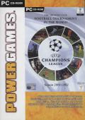 UEFA Champions League Season 2001/2002 Windows Front Cover
