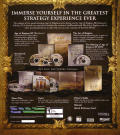 Age of Empires III (Collector's Edition) Windows Back Cover
