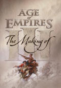 Age of Empires III (Collector's Edition) Windows Other Keep Case - Front (The Making of Age of Empires III DVD)
