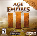 Age of Empires III (Collector's Edition) Windows Other Sleeve - Front (Demo Disc)