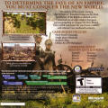 Age of Empires III (Collector's Edition) Windows Other Sleeve - Back (Demo Disc)