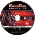 Prince of Persia: Warrior Within Windows Media Polish Language (patch) Disc