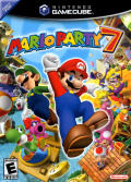 Mario Party 7 GameCube Other Keep Case - Front