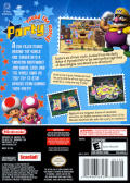 Mario Party 7 GameCube Other Keep Case - Back