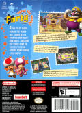 Mario Party 7 GameCube Back Cover