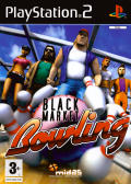 Black Market Bowling PlayStation 2 Front Cover