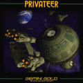 Wing Commander: Privateer - Gemini Gold Linux Front Cover