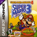 Super Mario Bros. 3 Game Boy Advance Front Cover