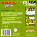 Donkey Kong Country Game Boy Color Back Cover