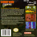 Donkey Kong Country Game Boy Advance Back Cover