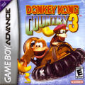 Donkey Kong Country 3: Dixie Kong's Double Trouble! Game Boy Advance Front Cover