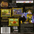 Sabre Wulf Game Boy Advance Back Cover