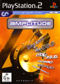 Amplitude PlayStation 2 Front Cover