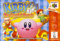 Kirby 64: The Crystal Shards Nintendo 64 Front Cover