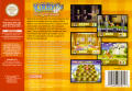 Kirby 64: The Crystal Shards Nintendo 64 Back Cover