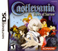 Castlevania: Dawn of Sorrow Nintendo DS Front Cover