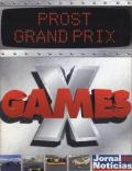 Prost Grand Prix 1998 DOS Front Cover
