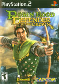 Robin Hood: Defender of the Crown PlayStation 2 Front Cover