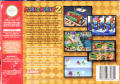 Mario Party 2 Nintendo 64 Back Cover