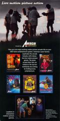 Mad Dog II: The Lost Gold 3DO Inside Cover