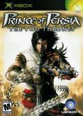 Prince of Persia: The Two Thrones Xbox Front Cover