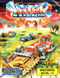 Road Raider ZX Spectrum Front Cover