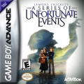 Lemony Snicket's A Series of Unfortunate Events Game Boy Advance Front Cover