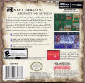 Final Fantasy II Game Boy Advance Back Cover
