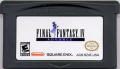 Final Fantasy II Game Boy Advance Media