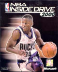NBA Inside Drive 2000 Windows Front Cover