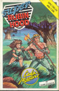 Super Robin Hood ZX Spectrum Front Cover