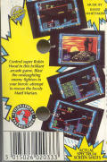 Super Robin Hood ZX Spectrum Back Cover