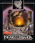 The Executioner Amiga Front Cover