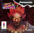 Super Street Fighter II Turbo 3DO Other Jewel Case - Front