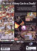Atelier Iris: Eternal Mana PlayStation 2 Back Cover