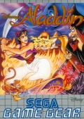 Disney's Aladdin Game Gear Front Cover