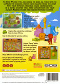 Zoo Keeper PlayStation 2 Back Cover
