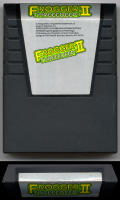 Frogger II: ThreeeDeep! Commodore 64 Media