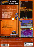 Mega Man: Anniversary Collection PlayStation 2 Back Cover