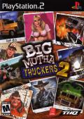 Big Mutha Truckers 2 PlayStation 2 Front Cover