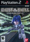 Ghost in the Shell: Stand Alone Complex PlayStation 2 Other Keep Case - Front