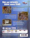 SimCity 4 Windows Back Cover