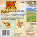 DK: King of Swing Game Boy Advance Back Cover
