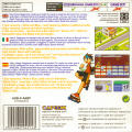 Mega Man Battle Network 3: White Version Game Boy Advance Back Cover